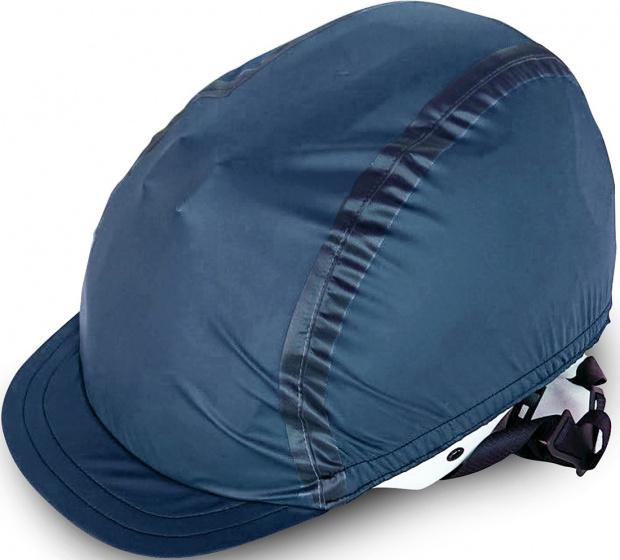 Tucano Urbano regenhoes helm Hydrostretch Bart blauw