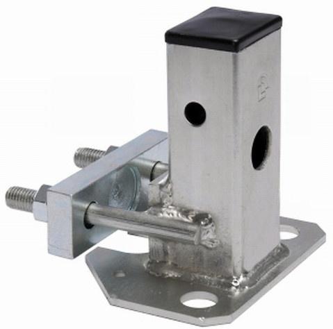 Twinny Load adapter Brink/Elleby zilver