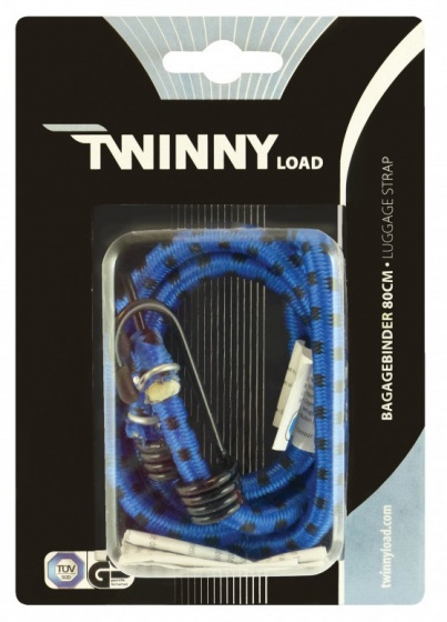 Twinny Load bagagebinder 800 x 8 mm blauw