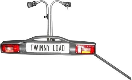 twinny load fahrradtr ger schaukel ffk 2 fahrr der silber. Black Bedroom Furniture Sets. Home Design Ideas