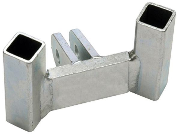 Twinny Load trekhaak adapter Traditional 150 mm zilver