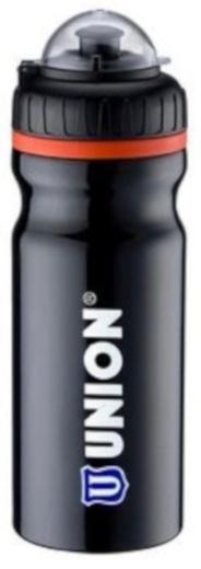 Union bidon 680 ml zwart