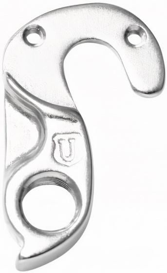 Union derailleurhanger Bergamont GH 273 zilver