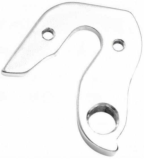 Korting Union Derailleurhanger Orbea Gh 282 Zilver