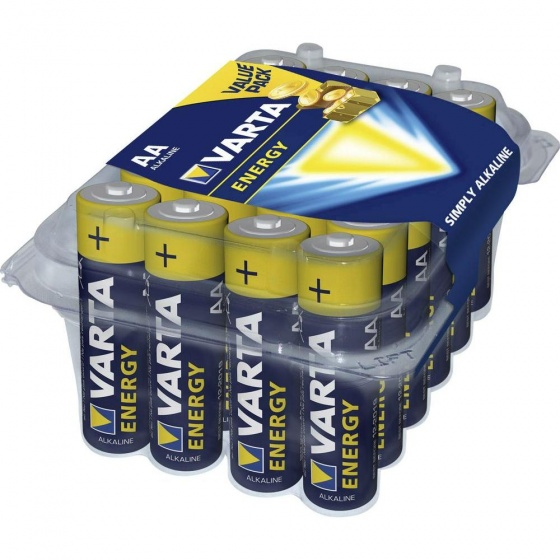 Varta Alkaline batterij AA/LR6 24 stuks