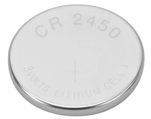 VDO batterij voor M5 en M6 fietscomputer 3V (CR2450)