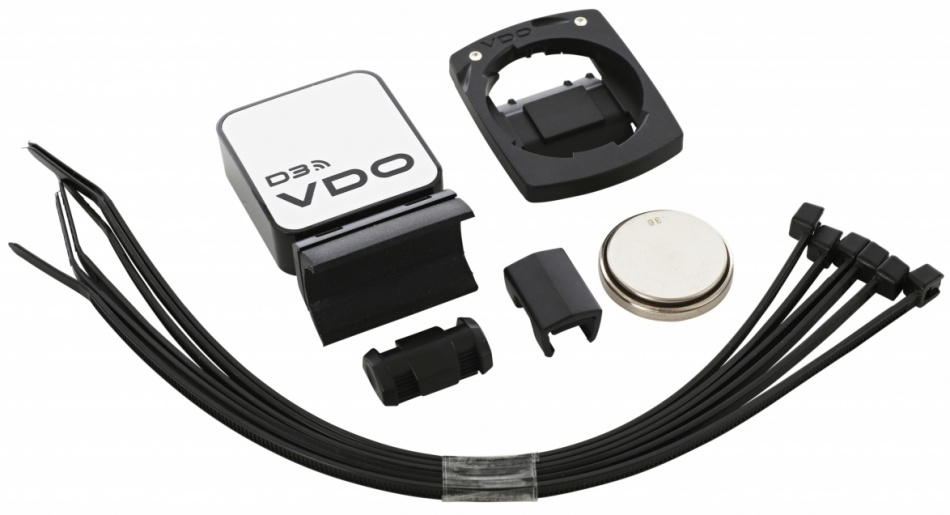 Vdo Cycling Computer M5 Wl D3 Wireless Cadence Exercise