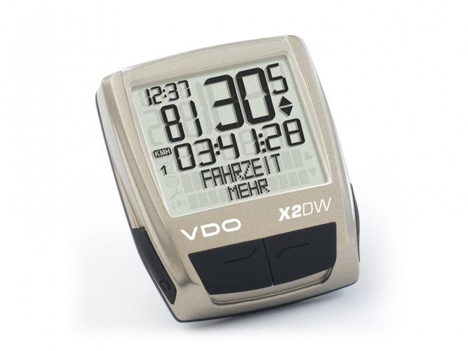 VDO Fietscomputer X2DW