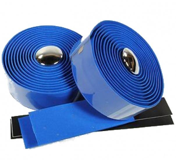 Velo Stuurlint Wrap blauw 160 cm