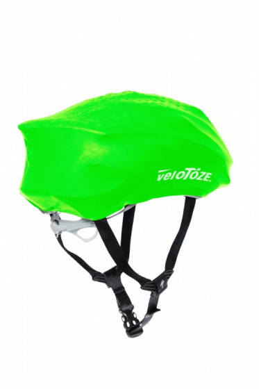veloToze helmhoes rubber groen one size