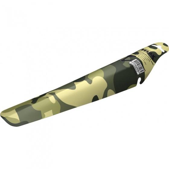 Velox Ass Saver achterspatbord Camouflage groen