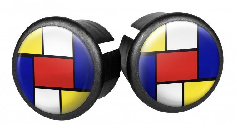 Velox stuurdoppen Mondriaan 20 mm 2 stuks