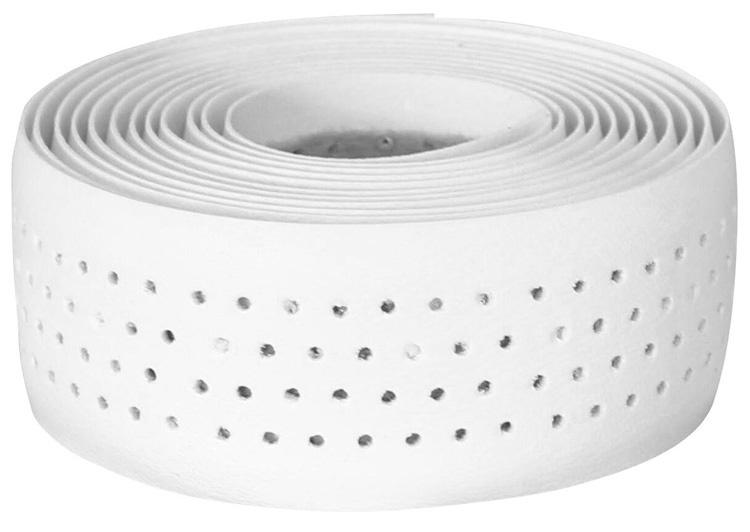 Velox stuurlint geperforeerd 190 cm 2 stuks mat wit