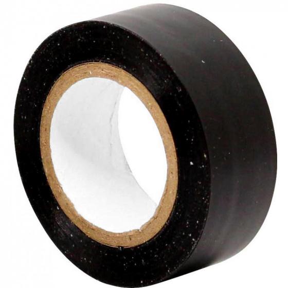 Velox stuurtape Plastader 800 x 2 cm PVC zwart