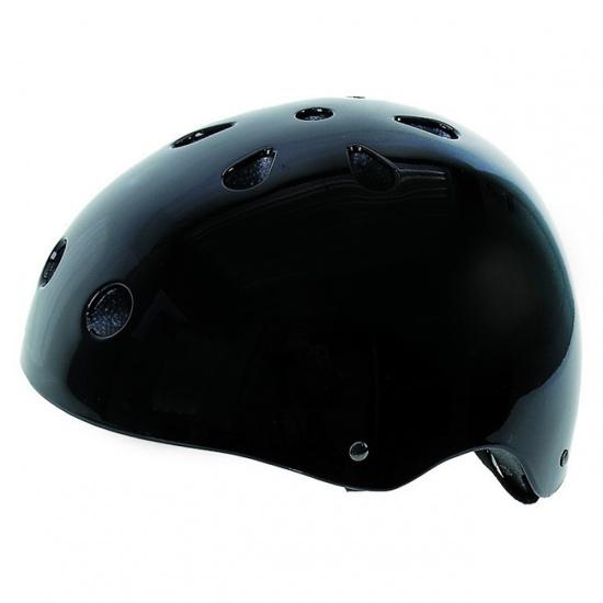 Ventura Freestyle BMX helm zwart maat 54/58 cm