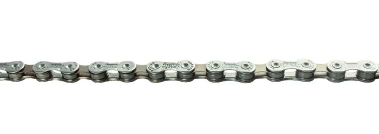 Ventura Ketting 1/2 x 11/128 27V 116 schakels zilver