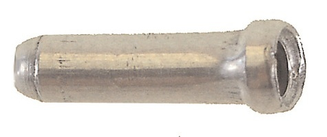 Amigo Eindnippels ALU 2mm (100 Stuks) (242602)