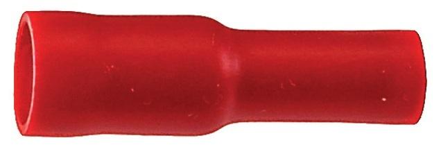 Bofix Kabelschoen / Stekker Vrouw Rond 4mm (25 Stuks) (246310)