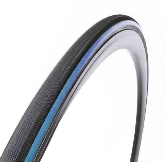 Vittoria buitenband Open Corsa CX III 28 x 7/8 (23 622) zwart/blauw