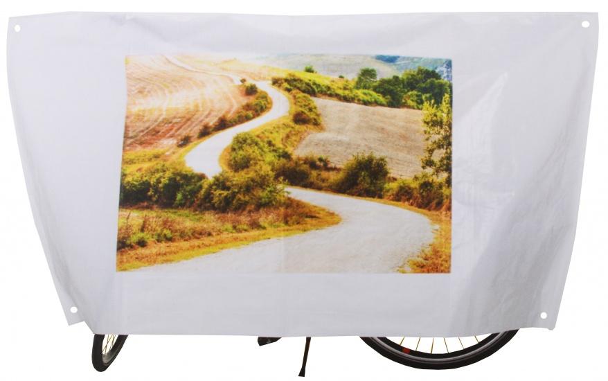 VK fietshoes Classic 210 x 110 cm wit