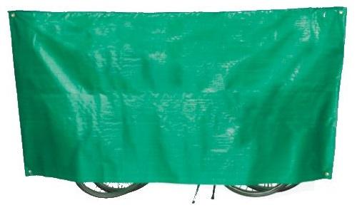 VK fietshoes Super Cover 110 x 210 cm groen