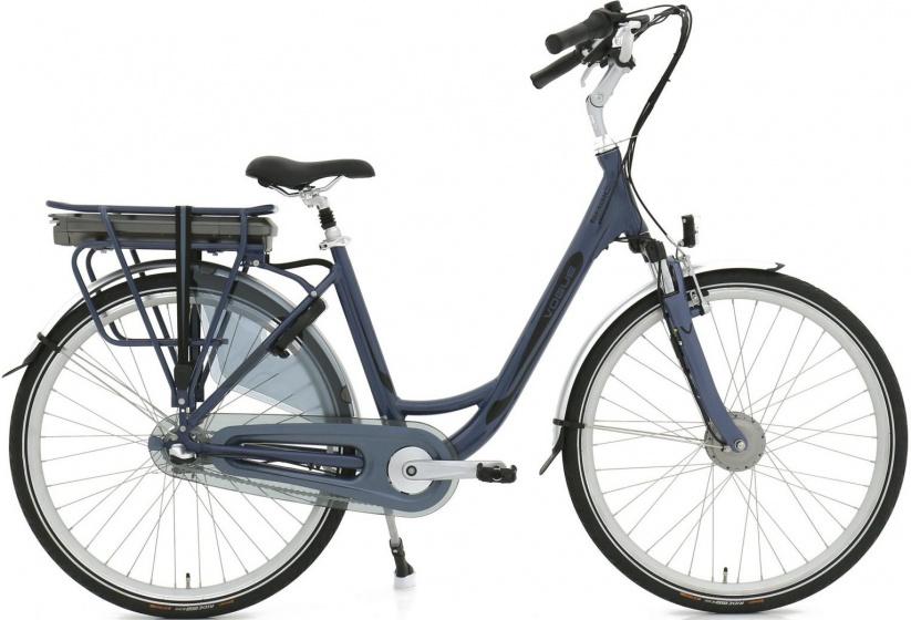 Vogue - Basic 28 Inch 49 Cm Dames 7v Rollerbrake Blauw