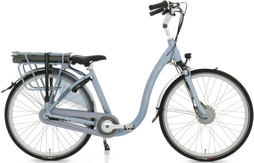 Vogue - Comfort 28 Inch 46 Cm Dames 7v Rollerbrake Lichtblauw