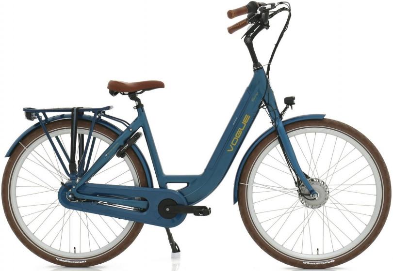 Vogue - Mestengo 28 Inch 49 Cm Dames 8v Rollerbrake Donkerblauw