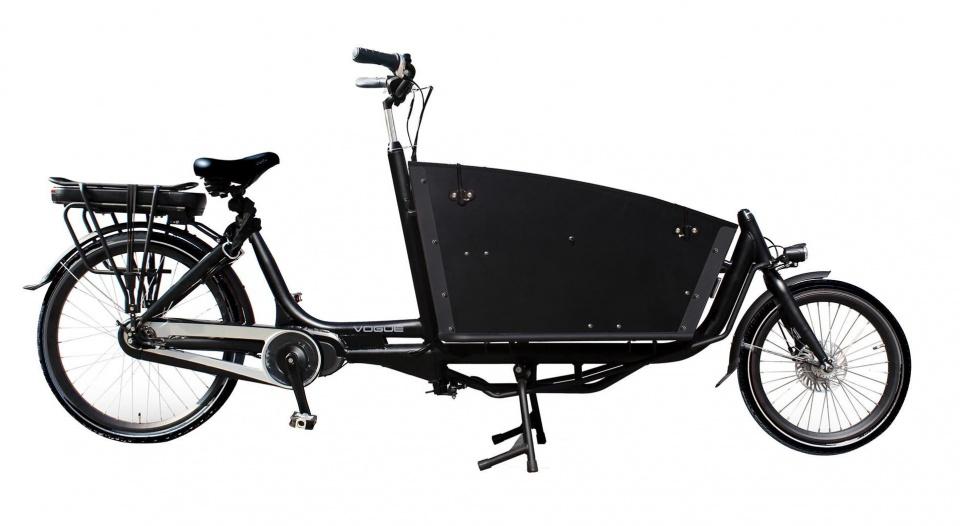 Vogue - Two Wheel Carry 48 Cm Unisex 7v Rollerbrake Zwart