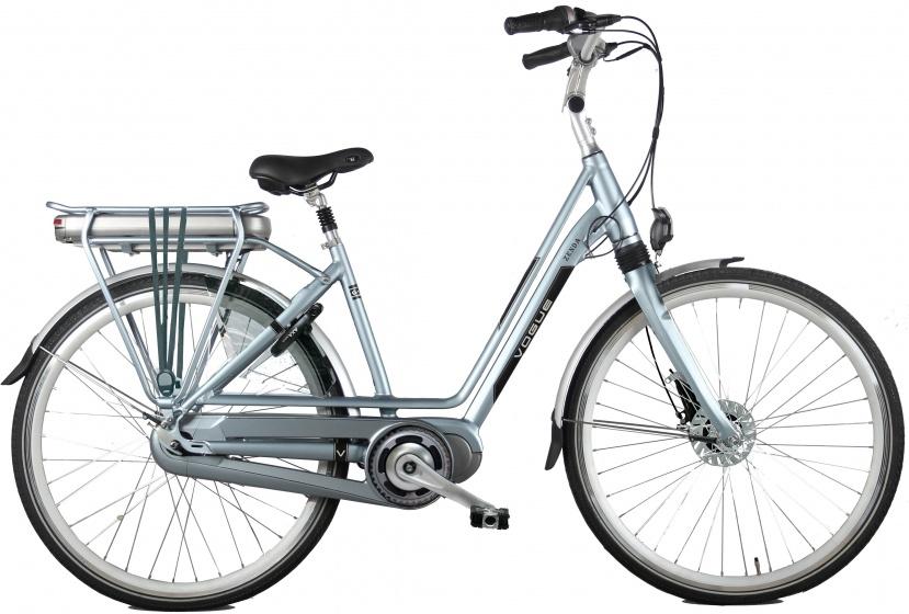 Vogue Zenda 28 Inch 53 cm Dames 8V Rollerbrake Lichtblauw