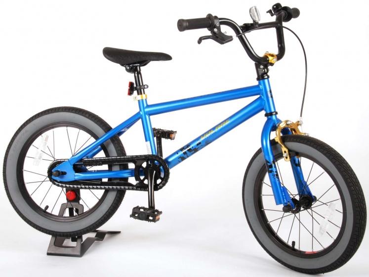 Volare Cool Rider 16 Inch 25,4 cm Jongens Terugtraprem Blauw