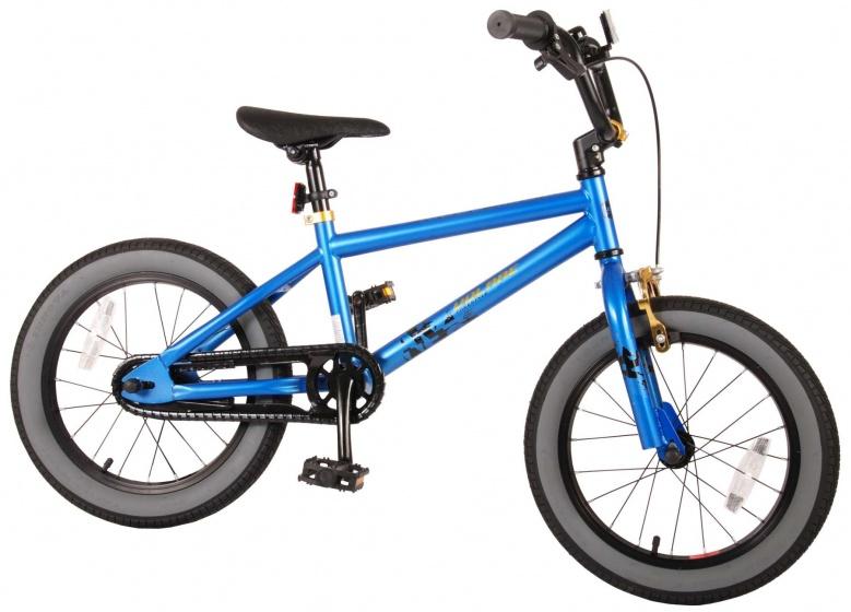 Volare - Cool Rider 16 Inch 25,4 Cm Jongens Terugtraprem Blauw