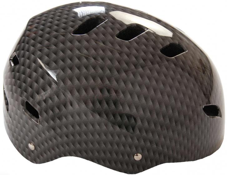 Korting Volare Helm Junior Polycarbonaat Grijs Mt 55 57 Cm