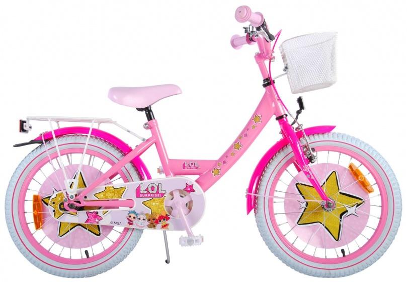 Volare LOL Surprise 18 Inch 28 cm Meisjes Terugtraprem Roze