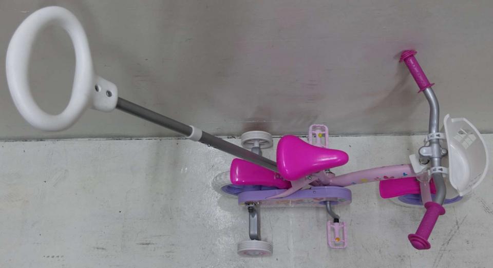 Volare Paw Patrol Girl Pup 10 Inch 18 cm Meisjes Doortrapper Roze
