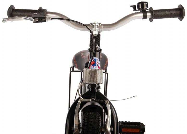 volare thombike 18 zoll 28 cm jungen r cktrittbremse schwarz internet bikes. Black Bedroom Furniture Sets. Home Design Ideas