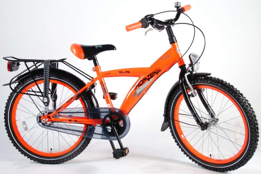 Volare Thombike 20 Inch 31,75 cm Jongens 3V V Brakes Oranje