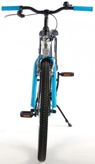 Volare Thombike 24 Inch 37 cm Jongens Terugtraprem Zwart/Blauw