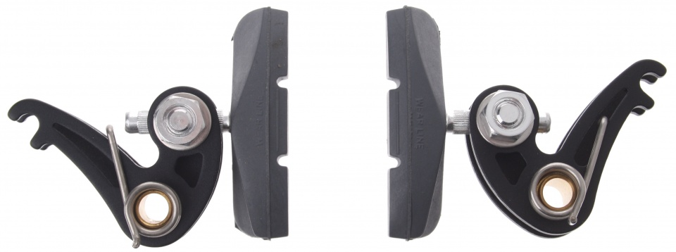 VWP cantilever set Cyclocross zwart