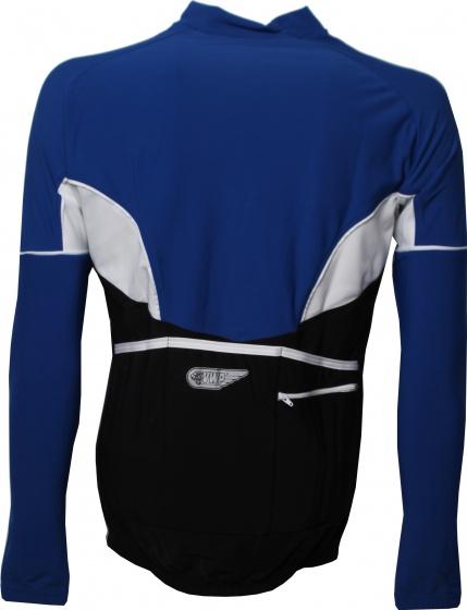 Bonfanti fietsjack LM SuperRoubaix heren blauw maat XXL