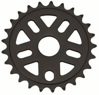 VWP Kettingblad BMX 25t zwart