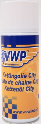 VWP Kettingolie City Spray 400 cc