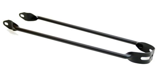 VWP Spatbordstang Staal 28 Inch Metallic Blauw