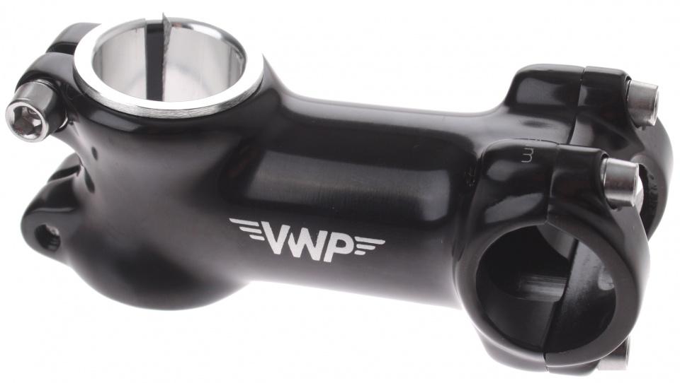 VWP stuurpen voorbouw vast 25,4/80/25,4 mm zwart
