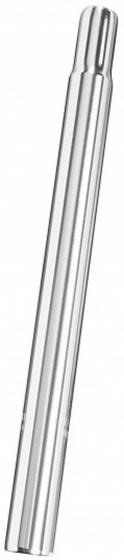 VWP Zadelpen vast kaars 25,8 x 350 mm staal zilver