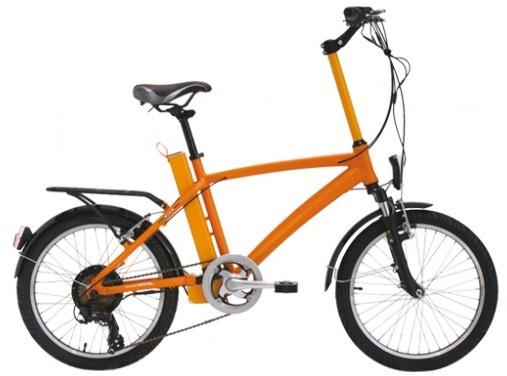 Wayel Gotham 20 Inch Unisex 7V V Brakes Oranje