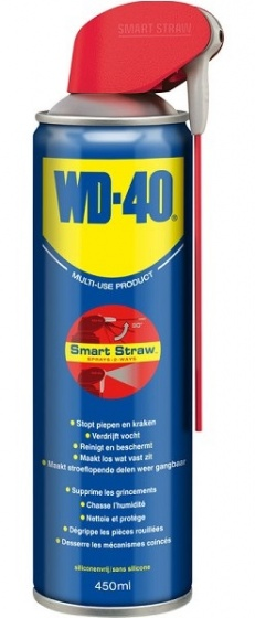 WD 40 multispray BR12B met smart straw 450 ml