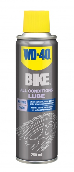 WD 40 smeermiddel All Conditions spray grijs 250 ml