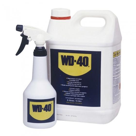 WD 40 smeermiddel flacon/spuit 5 liter