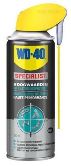 WD 40 Specialist Wit Lithiumspuitvet 250 ml